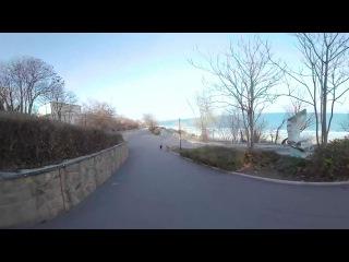 VR 360 VIDEO Longboarding Burgas Teaser