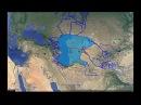 Каспийское море в прежних берегах.