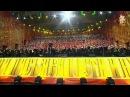 Ах ты степь широкая Сводный хор 2013