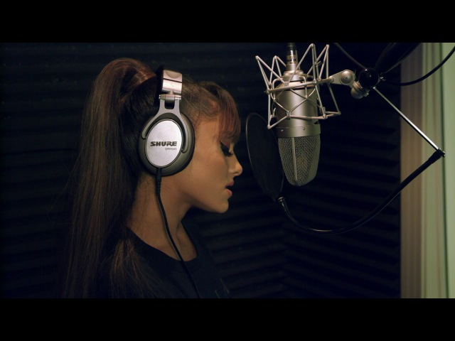 Beauty and the Beast: John Legend Ariana Grande Behind the Scenes Song Recording