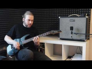 Megamusic24 - Ibanez SRG 2520 (Andy from N-O-D)