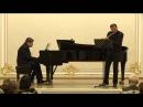 Leonardo Vinci. Flute Sonata in D (Denis Lupachev,Peter Laul)