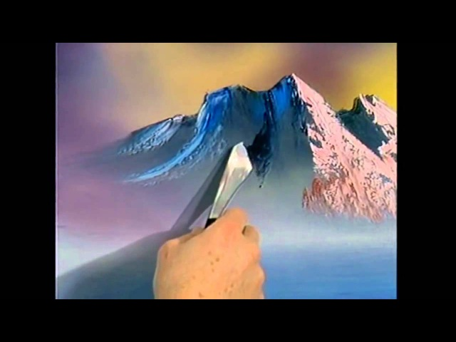 The Joy of Painting S12E11 Soft Mountain Glow