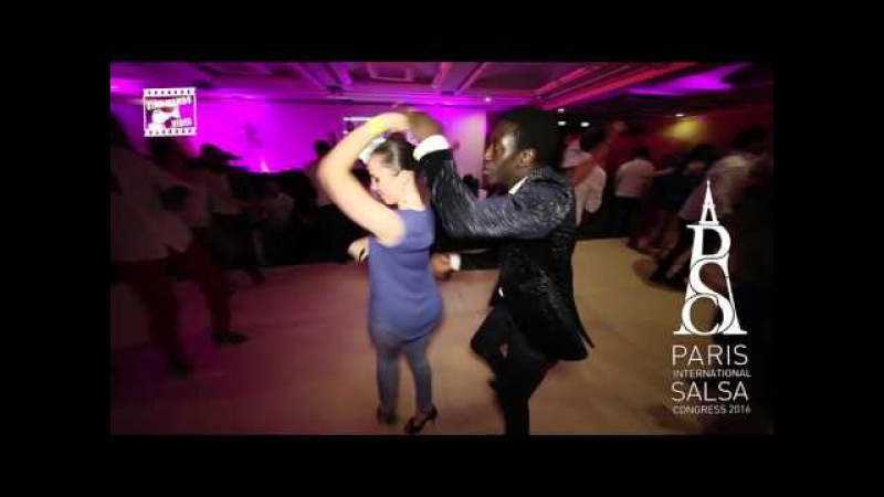 Mouaze Konaté Coline Social Dancing @ PISC 2016