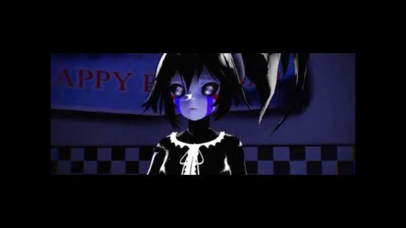 [MMD]xFnaf] Marionetka