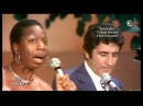 Gilbert Bécaud et Nina Simone ET MAINTENANT What now my love extraits