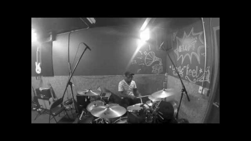Bishop- River Drum Cover(David Myers Jr)