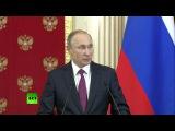 Холостяк Путин тарит Трампа от жены после совместного отдыха с московскими путанами