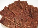 Сыроедные Хлебцы Рецепт № 1 Льняные Syroednye Bread Recipe number 1 Linen