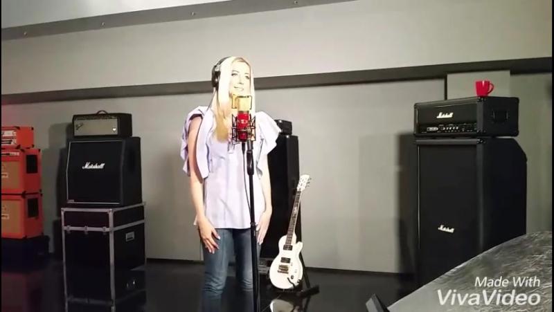 немного видео с съёмки клипа Оберiг