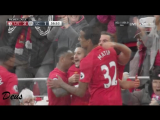 Lallana vs Leicester |Deus|