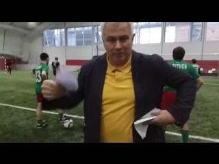 Евгений Дзичковский - о Кубке Советского спорта по мини-футболу