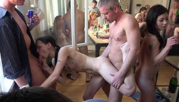WOW Czech Home Orgy 10 - Part 2 # 1