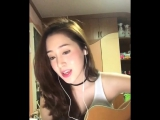 月亮代表我的心(cover by thai girl)