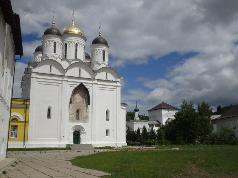 Свято-Пафнутьев Боровский монастырь