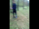 Алёнушка танцует стрептиз