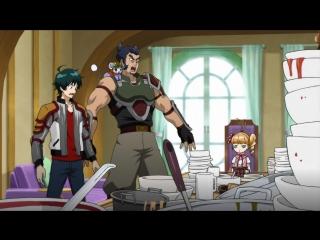 Иксион сага- Иное измерение - Ixion Saga Dimension Transfer 6 серия [Озвучивание- Lonely Dragon Shina]