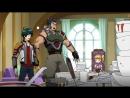 Иксион сага- Иное измерение - Ixion Saga Dimension Transfer 6 серия Озвучивание- Lonely Dragon Shina