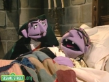 Sesame Street - Snoring Beauty with the Count