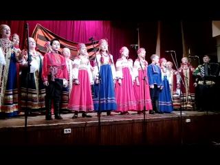 Семейный ансамбль народной музыки