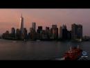 Aerial footage of New York Las Vegas Los Angeles and Desert Show Reel HD