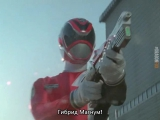 [dragonfox] Tokusou Sentai Dekaranger - 01 (RUSUB)