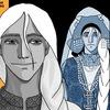 Сказка о Василии-Василисе - история в картинках