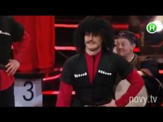 Бачана Чанутурия на украинском телешоу супер интуиция!