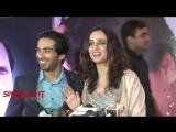 Sanaya irani and Mohit Sehgal At 4th National Yash Chopra Memorial Awards 2017
