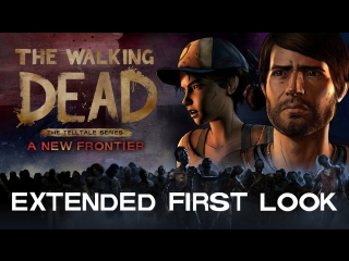 The Walking Dead: A New Frontier — новый геймплей