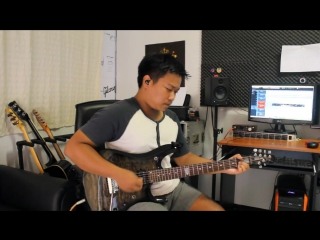 DAX ROCK RIDER (Guitar Cover)