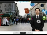 Gong Yoo LG CYON Optimus Q
