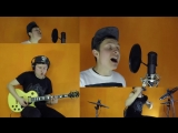 The Black Eyed Peas - Lets Get It Started (cover by RADIO TAPOK)