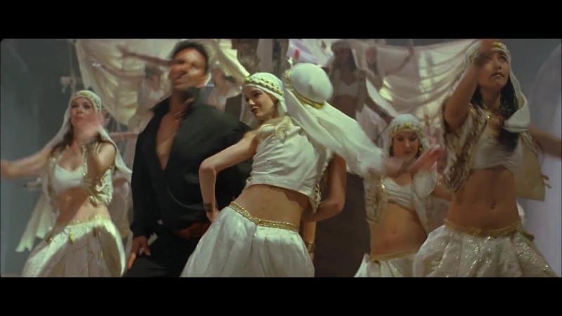 В бегах / Bhagam Bhag - Afreen (2006)
