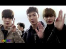[RAW|YT][01.12.2016][LIVECam] MONSTA X MAMA Hong Kong Departure