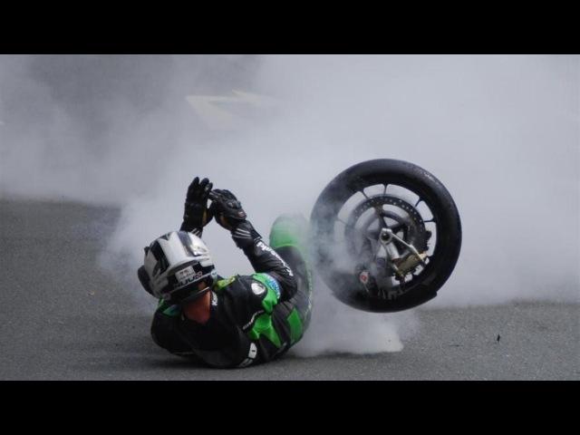 Самые смелые мотогонщики на самых опасных трассах Острова Мэн. Сrash moto Isle of Man.
