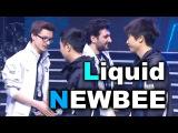 LIQUID vs NEWBEE - WHAT A SERIES! - KIEV MAJOR DOTA 2