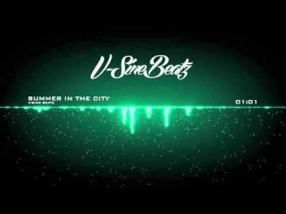 V-Sine Beatz - Summer In The City (Mac Miller x Joey Bada$$ Type Beat)