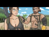 MGSV Фултоновые Боли (пародия на MGS 5 The Phantom Pain)