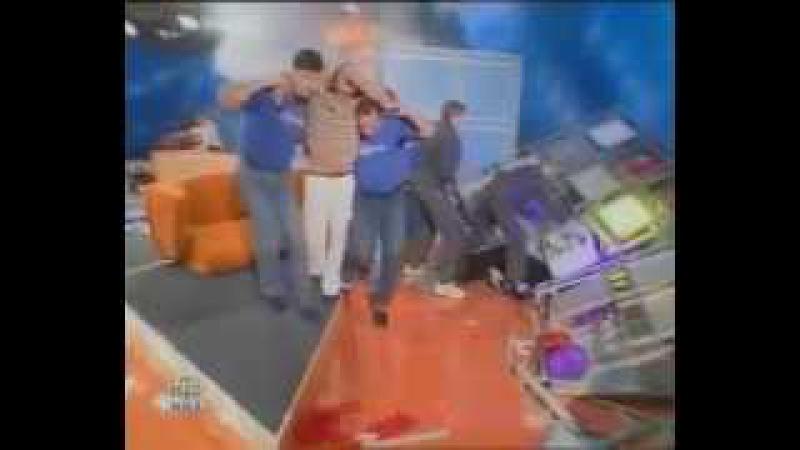 Окна Нагиева Драка с геем и другими людьми в прямом эфире