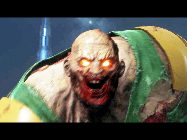 CALL OF DUTY INFINITE WARFARE ZOMBIES Trailer Gameplay (PS4/XBOX ONE/PC)