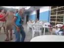 Сексуальный танец латинской старушки Anciana latina bailando sexy