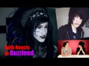 Goth Reacts to Emo Kids Give Their Parents A Makeover Buzzfeed