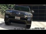 GTA 5 2016 Toyota Land Cruiser VXR