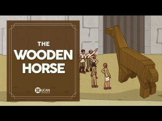 Learn English Listening | English Stories - 37. The Wooden Horse