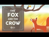 Learn English Listening English Stories - 6. The Fox and the Crow