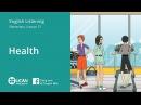 Learn English Listening | Elementary - Lesson 72. Health