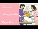 Learn English Listening | Elementary - Lesson 66. Making Cookies