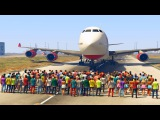 CAN 100+ PEOPLE STOP THE PLANE IN GTA 5