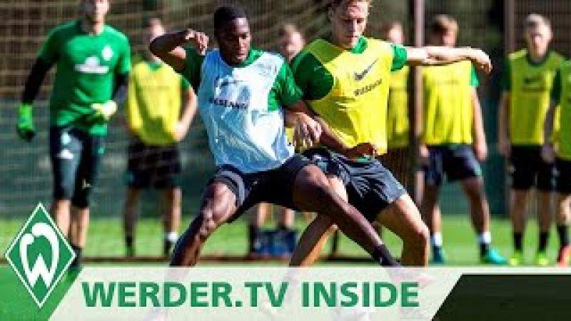 Über Kampf und Teamgeist zum Erfolg I WERDER.TV Inside I SV Werder Bremen